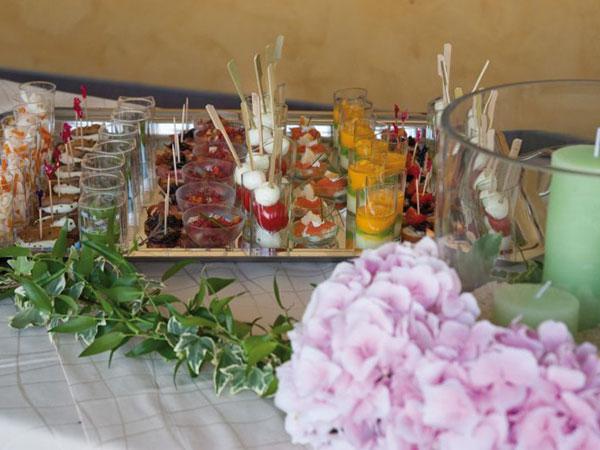 Villa Aretusi coccola gli sposi con una serie di servizi gratuiti per il loro ricevimento nuziale