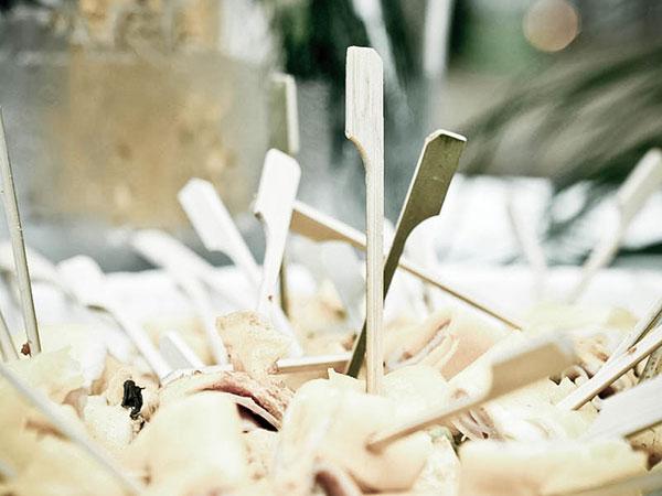Ideale per chi non ama le sorprese, xTe catering invita gli sposi a provare i piatti gratuitamente