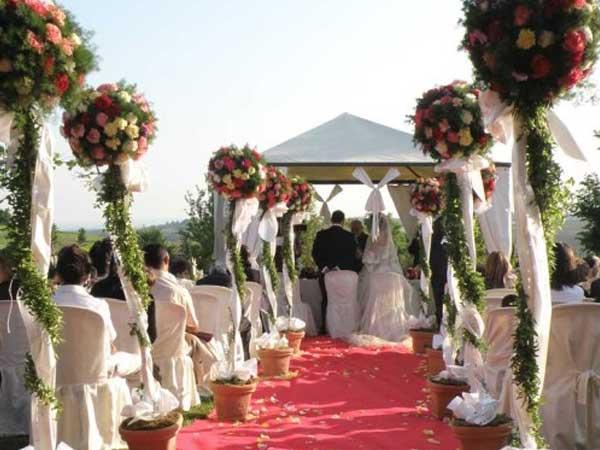 Per le vostre nozze la Tenuta San Martino propone l'offerta sul menù bimbi gratis fino a 3 anni