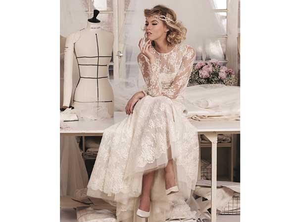 Avvaletevi della creatività della stilista di Idea Sposa Atelier per il vostro abito di nozze