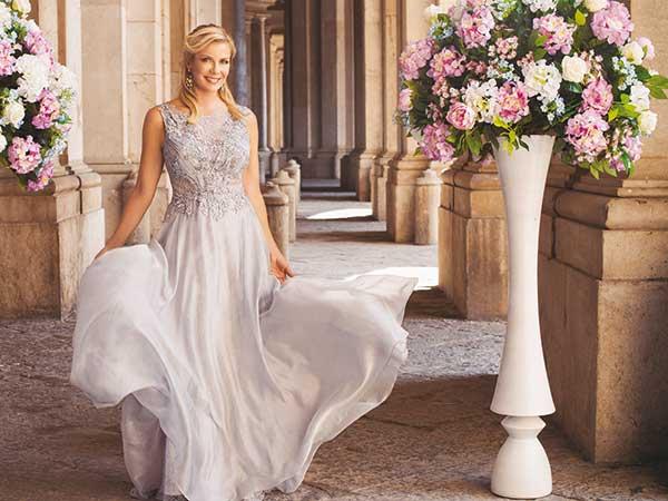 Favolosi ed eleganti abiti da sposa a partire dalla cifra di 600 euro presso l'atelier Sesto Senso