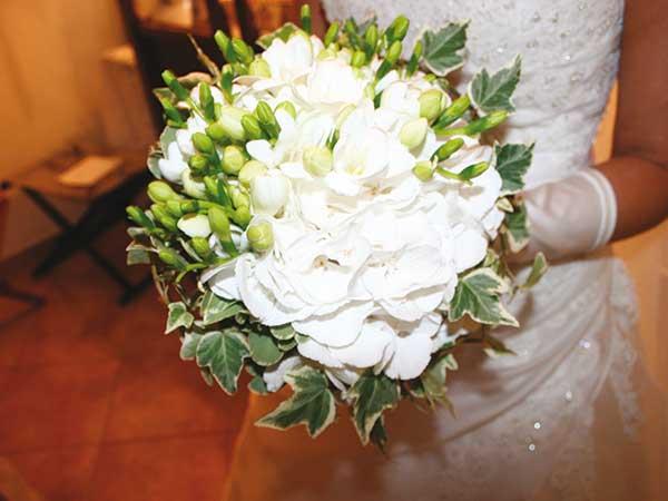 La Bottega Fiorita riserva ai futuri sposi omaggi davvero speciali per il giorno delle nozze