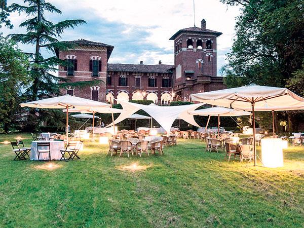 Un catering e una location eccezionali a soli 70 euro per le nozze da Amis d'la Ribota Agriturismo