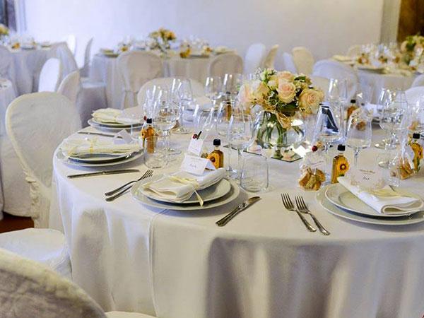 In occasione delle vostre nozze, i bimbi fino a 3 anni mangiano gratis con Gambaro Rosso catering
