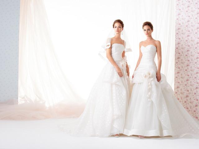 Approfittate delle aperture straordinarie dell'Atelier della Sposa per scegliere l'abito per le nozze