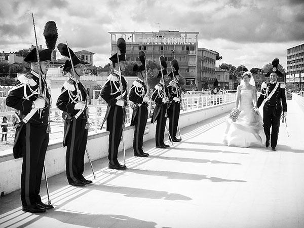 Pacchetto servizio-foto a 900 euro per gli sposi che commissionano il servizio nozze a New Photo