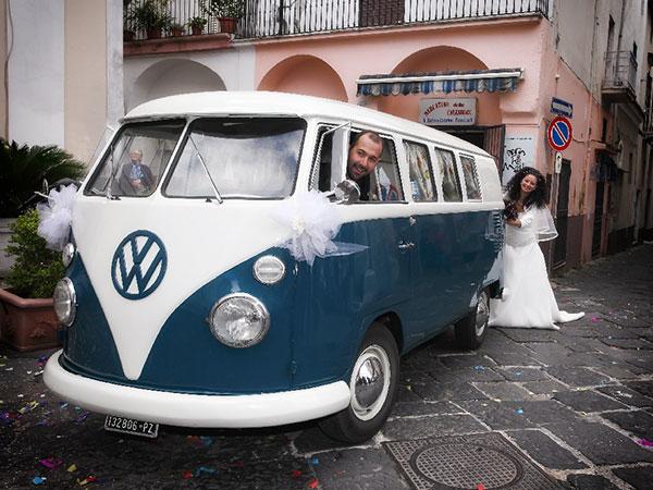 Lo studio di New Photo sconta del 15% il servizio fotografico per il giorno delle vostre nozze