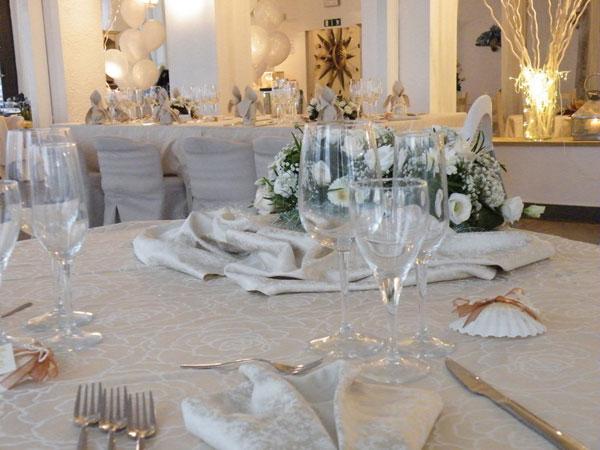 Il ristorante A Calafuria offre uno sconto del 20% sui ricevimenti di nozze infrasettimanali