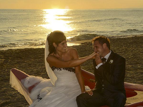 Lo studio Arte Foto sconta il 10% agli sposi che prenotano il servizio delle nozze alla prima visita