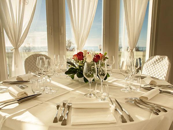 Hotel Universal offre interessanti riduzioni per le vostre nozze sul prezzo del menù bambini