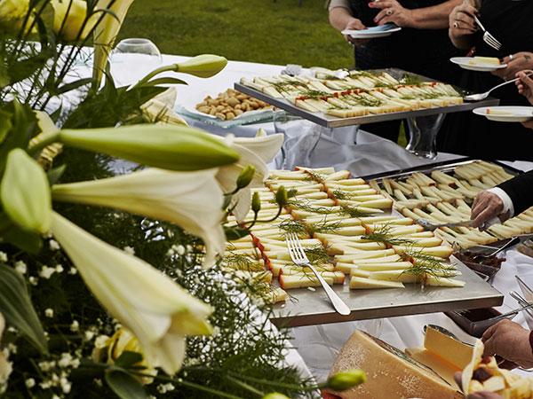Organizzando il ricevimento di nozze in settimana, sconto del 15% al ristorante Locanda Sant'Agata