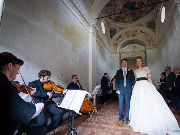 Sconto del 15% sull'intrattenimento musicale delle Magiche Note in occasione delle vostre nozze