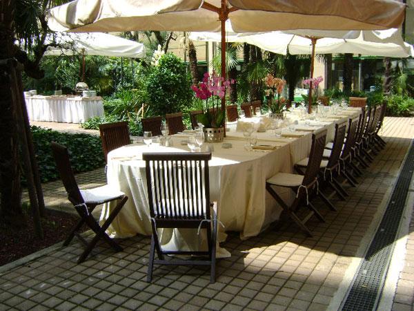 Presso il ristorante NH Lingotto Tech ricevimenti nuziali con formula buffet a partire da 50 euro