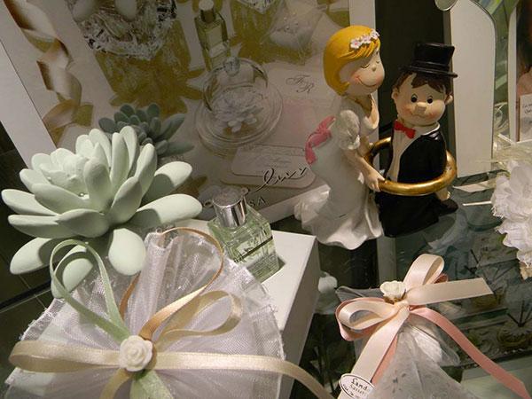 Acquistate le bomboniere delle vostre nozze da Lando Sassetti, approfittando del 5% di sconto