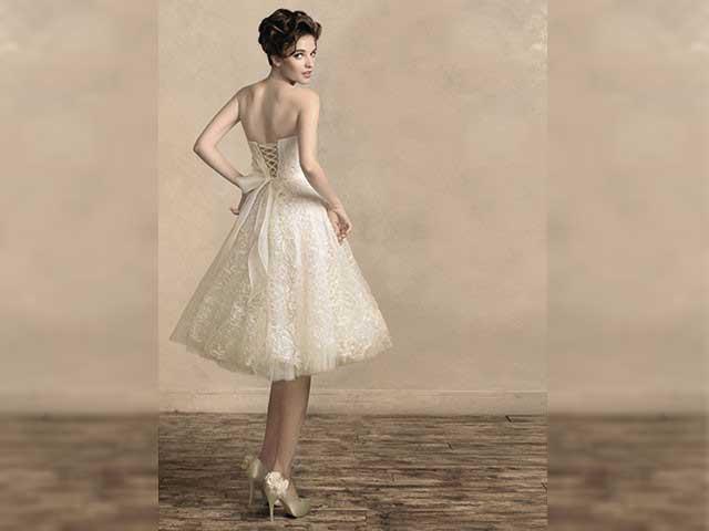 Una pioggia di sconti per le spose che scelgono l'abito da Dario Barbero Le Spose – V come Vintage