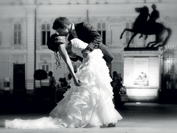 Approfittate dello sconto di Rs Studio Fotografico sui servizi per le nozze in giorni feriali