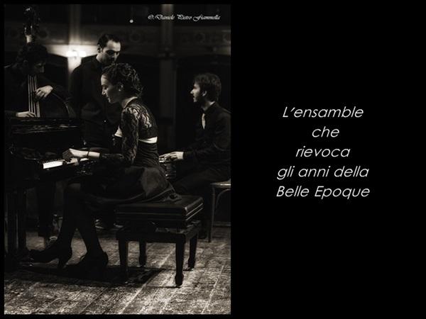 Carlo Butera Jazz Manouche Ensemble