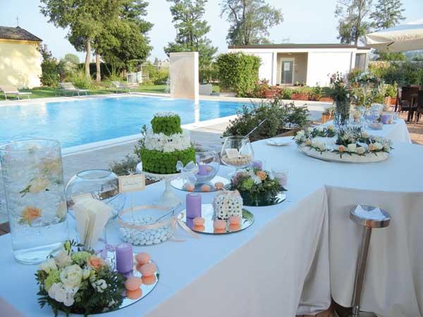 Coccolate i vostri ospiti più piccolini scegliendo la location Relais Villa Valfiore per le nozze