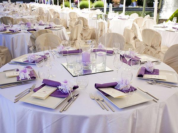 In omaggio per i futuri sposi degustazione del menù nuziale per due persone a Villa Garzoni