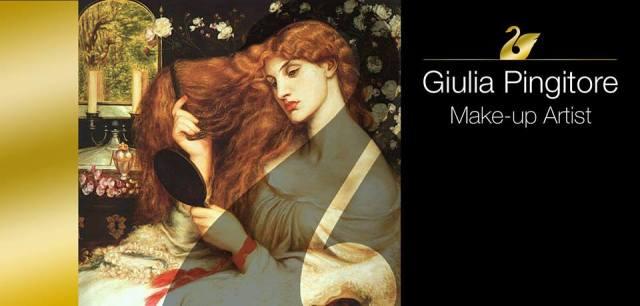 Giulia Pingitore Make-Up Artist
