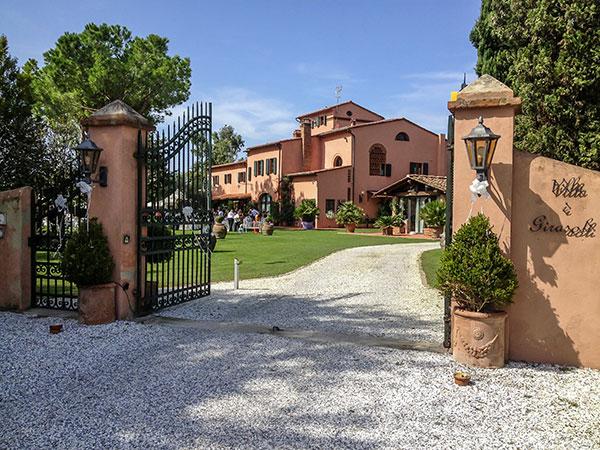 Offerte speciali sulle nozze infrasettimanali, scegliendo Villa i Girasoli come propria location
