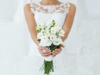Bouquet bianco: un simbolo di estrema purezza e delicatezza