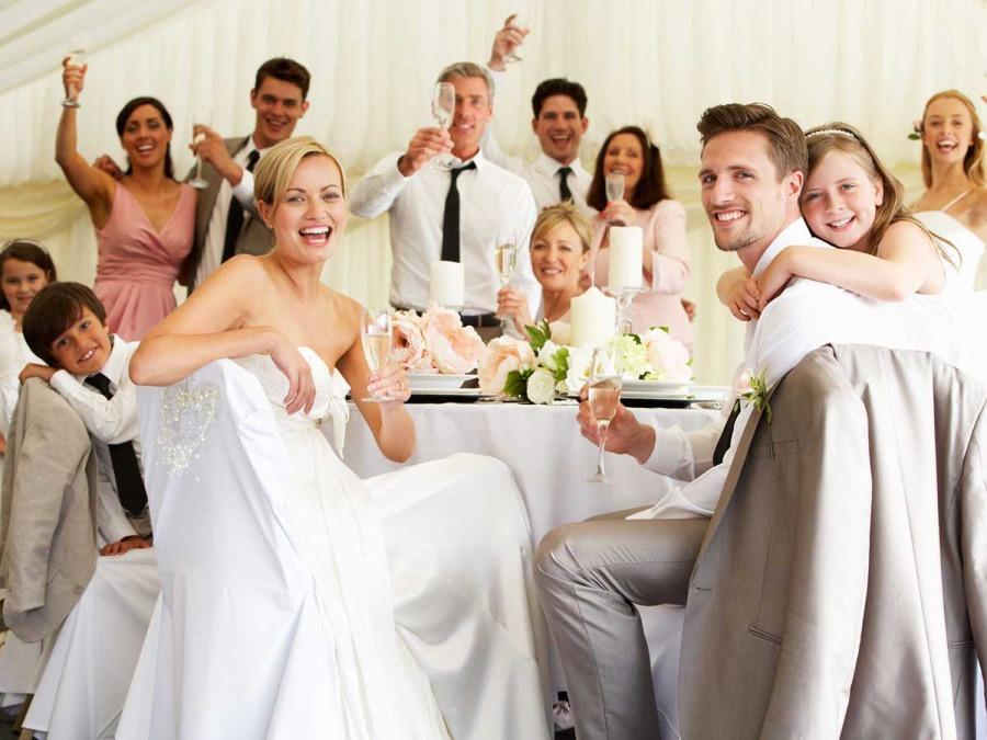Foto e video di nozze: il fotografo di nozze e le immagini di gruppo da ricordare