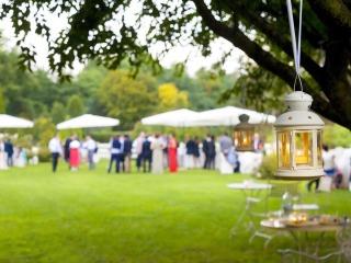 Organizzare il ricevimento di nozze nello stesso luogo della cerimonia