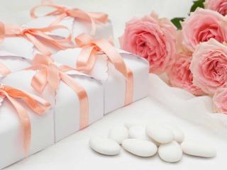 Scatoline e scatolette per le bomboniere e i confetti