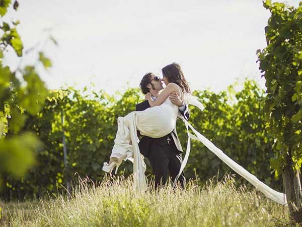 Oggi Sposi… programmare in anticipo le nozze al Borgo Condé Wine Resort vi offre un vantaggio in più