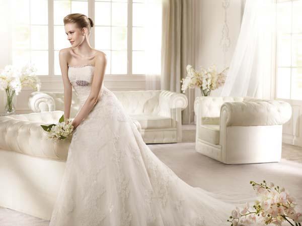 Sconto fiera del 15% sull'acquisto dell'abito da sposa presso l'atelier Immagine Sposi a Torino