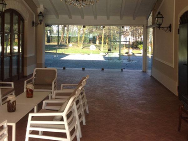 Villa Fondo Tagliata offre l'aperitivo ai futuri sposi che si recheranno a visitare la location