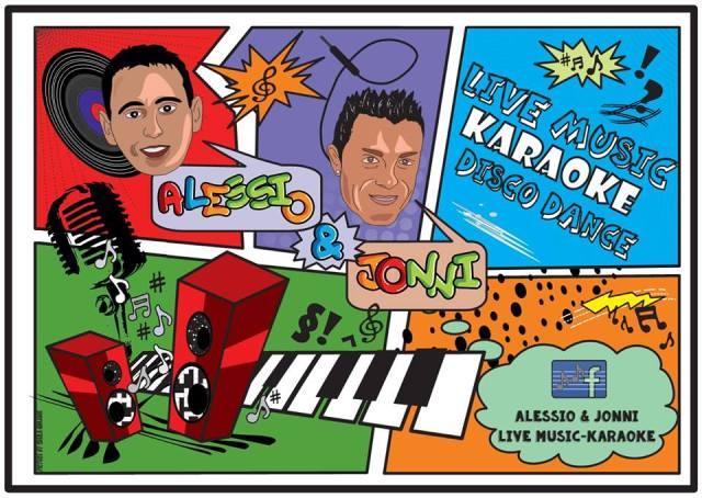 Alessio & Jonni Eventi in Musica