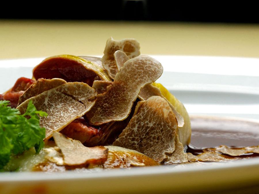 Il tartufo, ingrediente essenziale per tutti i menù di alta qualità