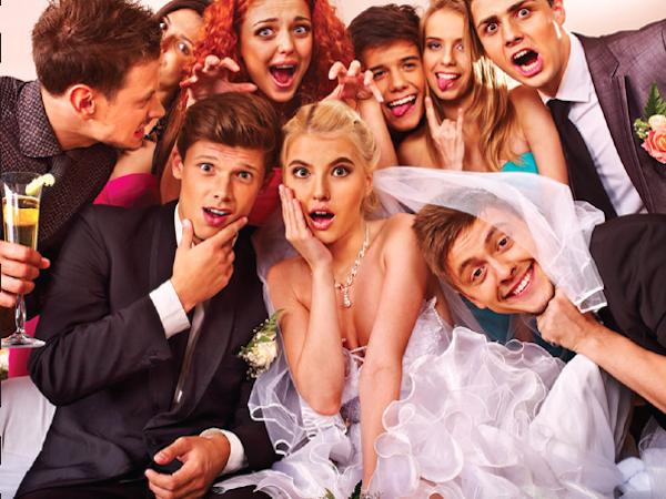 Il Photobooth per il giorno del matrimonio con Riti & Miti è vostro eccezionalmente a soli 490 euro