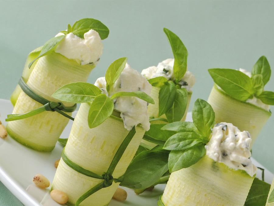 Semplici verdure, ma sempre protagoniste di ogni menù, anche di quello nuziale