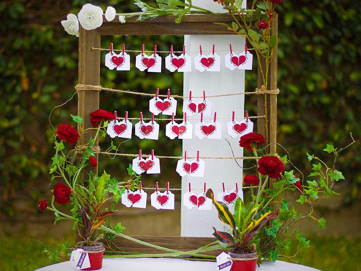 Matrimonio In Francese : Significa tabellone di nozze ma si dice alla francese