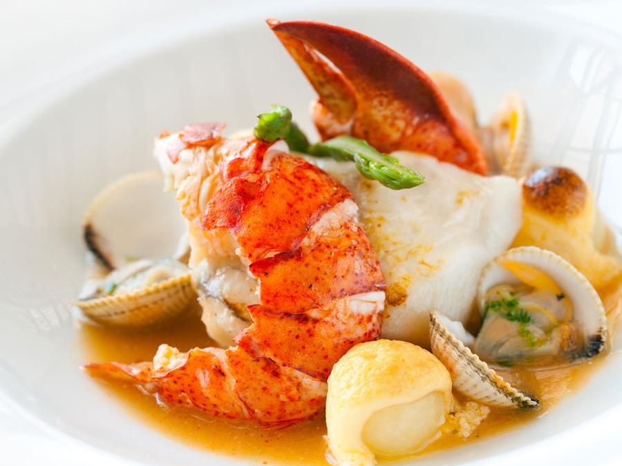 Pranzo Nuziale Puglia : Un menù di nozze a base di pesce può considerarsi il principe dei