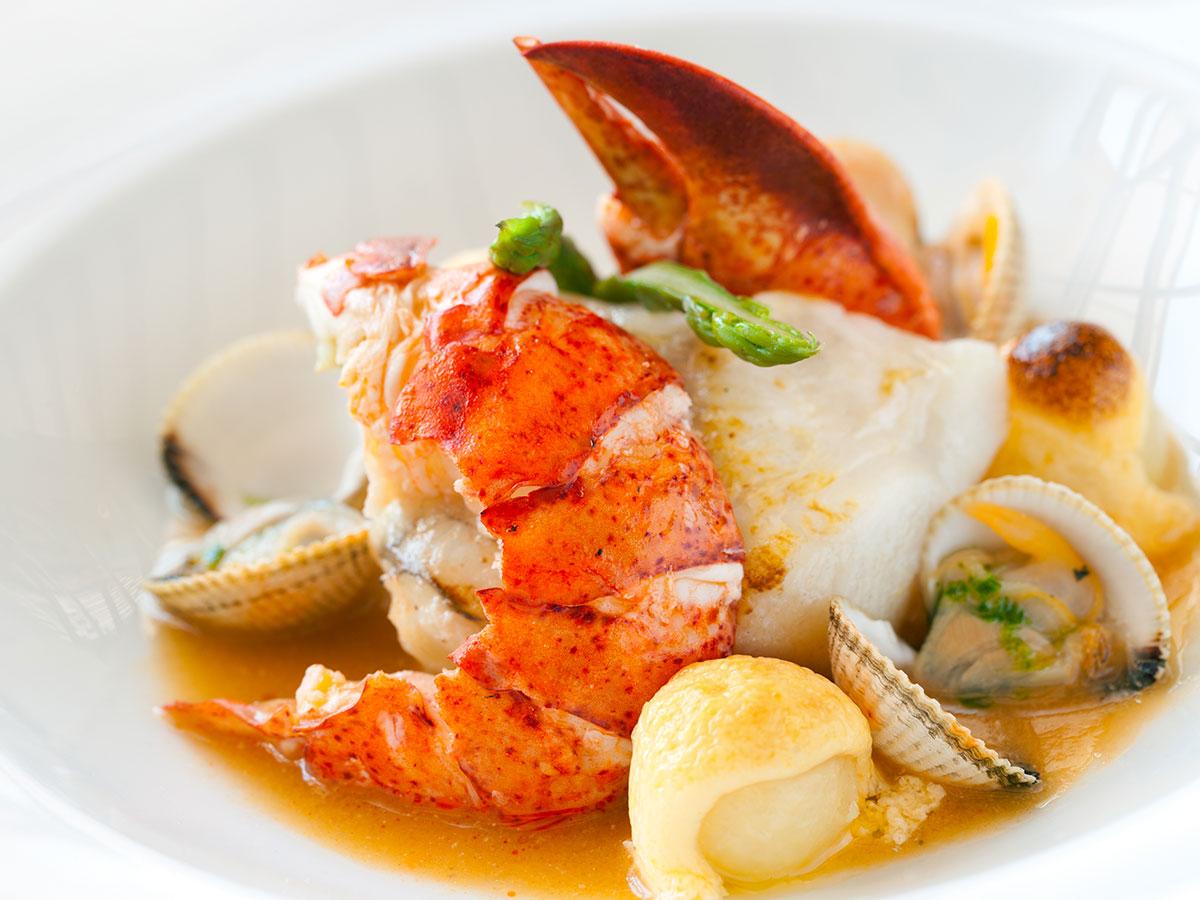 Un men di nozze a base di pesce pu considerarsi il principe dei men raffinati sceglietelo - Mare in tavola foggia ...