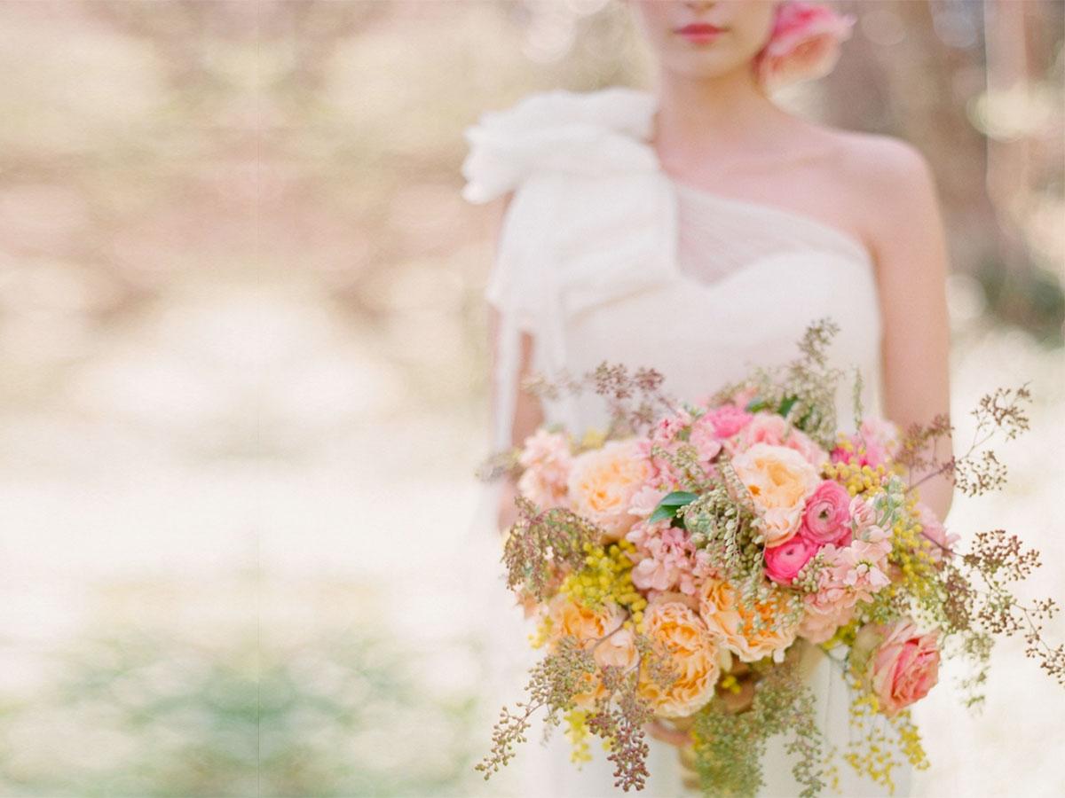 Bouquet della sposa: il fiore giusto per ogni donna che convola a nozze