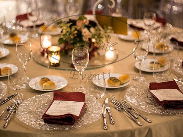 I menù di nozze dei giorni feriali di Aliante Catering ed Eventi partono da 60 euro: approfittatene