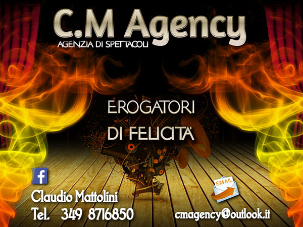 CM Agency Spettacoli