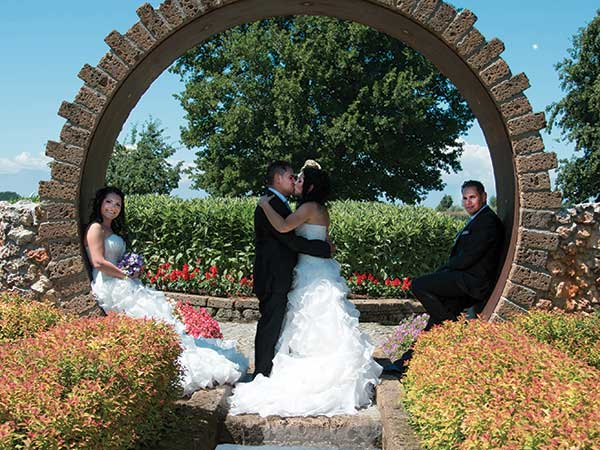 Il servizio fotografico per le nozze con Foto Barbara è vostro al prezzo speciale di 1490 euro