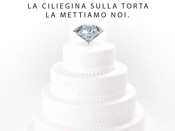 Acquistando il viaggio di nozze da Cosmotours avete la possibilità di vincere un diamante... al mese!