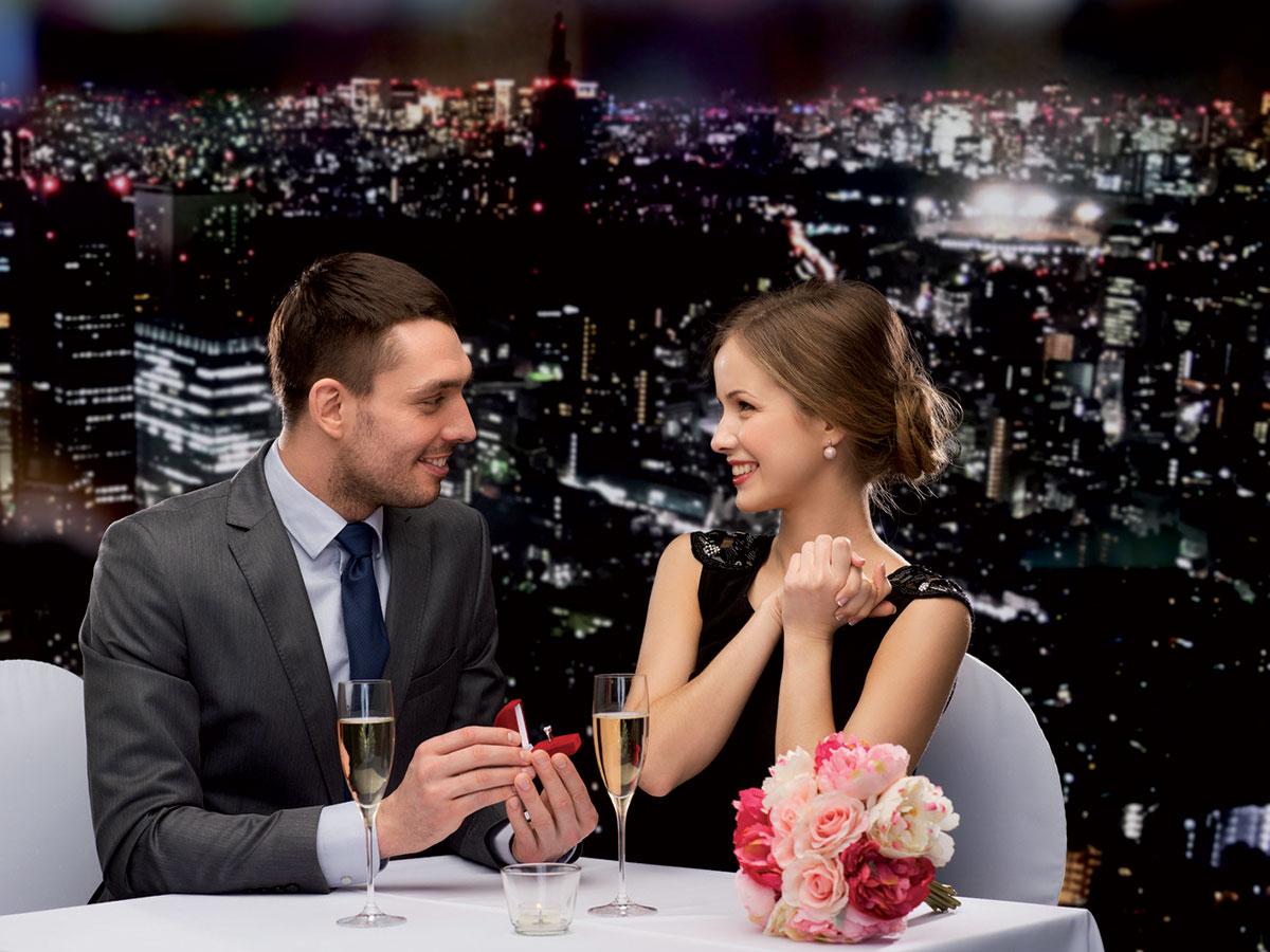 10 idee originali per donare l'anello di fidanzamento alla vostra amata