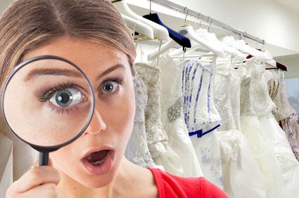 L'abito sposa: criteri base da tenere a mente per aiutarvi nella difficile scelta