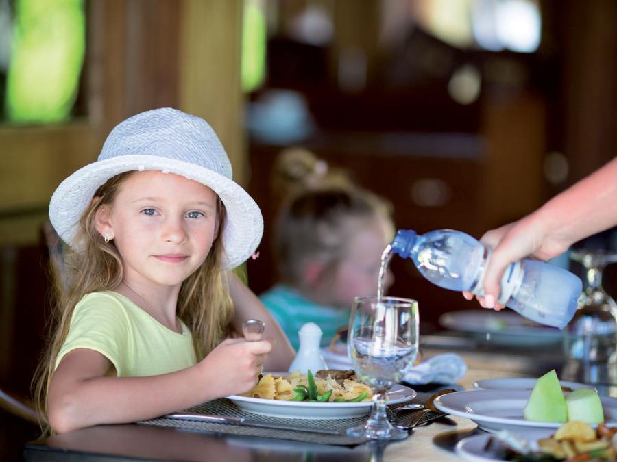 Menù bambini: come soddisfare anche i vostri piccoli invitati