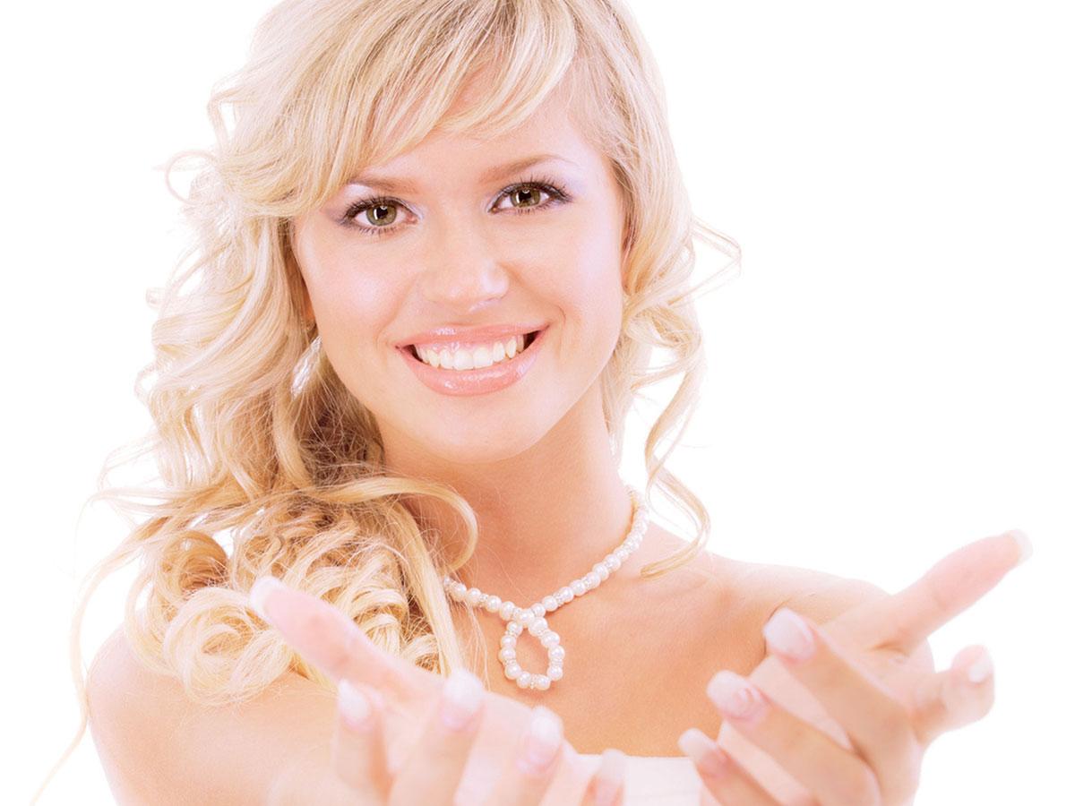 Un sorriso smagliante per il giorno del vostro matrimonio