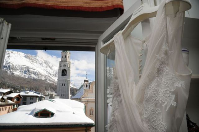 Weddingincortina