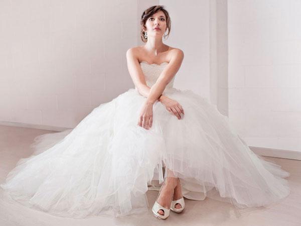 Offerte speciali per tutte le lettrici di Guidasposi che scelgono l'abito da sposa presso Artelier